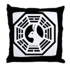 Dharma Throw Pillow