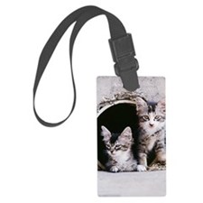 Drain Pipe Kids Luggage Tag