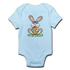 My First Easter Bunny Infant Bodysuit