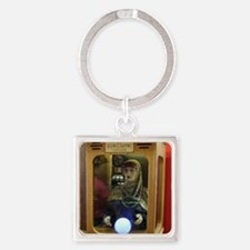 THE FORTUNE TELLER™ Square Keychain