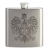 Polish eagle Flask Bottles