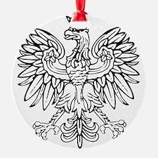 Polish Eagle Ornament