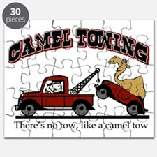 Camel Towing Puzzle
