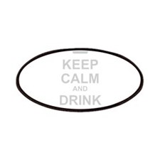 Keep Calm and Drink Beer Patches