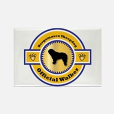 Bergamasco Walker Rectangle Magnet (100 pack)
