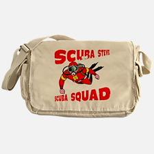 Scuba Steve Messenger Bag