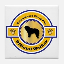 Bergamasco Walker Tile Coaster