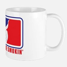 Major League Smokin Mug