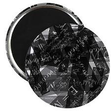 equationsblktransparent Magnet