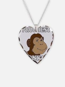 Proudest Monkey Necklace