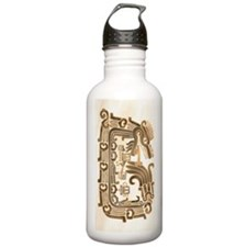 Xochicalco Feathered S Water Bottle