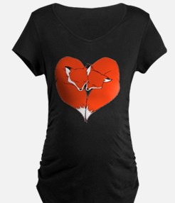 Foxes Mate for Life T-Shirt