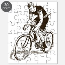 Retro Cyclist Puzzle