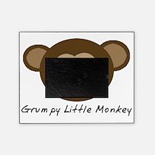 Grumpy Little Monkey Picture Frame