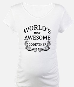 World's Most Awesome Godfather Shirt
