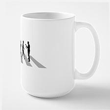 Reporter-B Large Mug