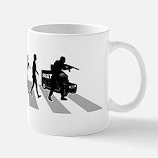 SWAT-Police-B Mug