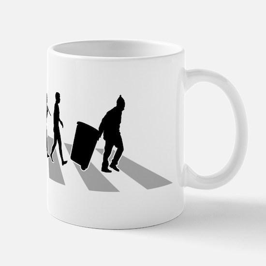 The Evolution of Man - Mug