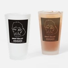 Great Mullet Assurance, Funny Compa Drinking Glass