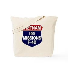 F-4D Phantom II Tote Bag