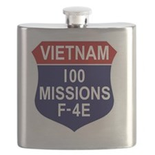 F-4E Phantom II Flask