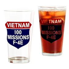 F-4E Phantom II Drinking Glass
