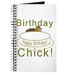 Birthday Chick! Journal
