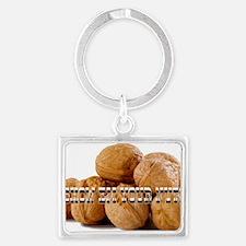 SHOW EM YOUR NUTS Landscape Keychain