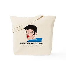 Duckface Talent Inc. Tote Bag