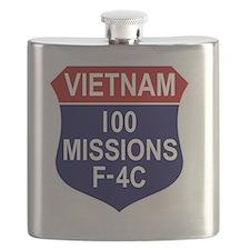F-4C Phantom II Flask