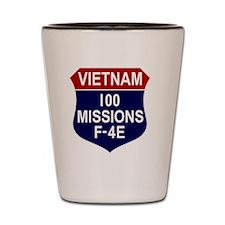 F-4E Phantom II Shot Glass