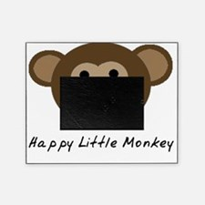 Happy Little Monkey Picture Frame