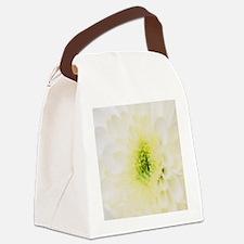 Floral Canvas Lunch Bag