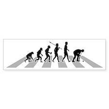 Croquet-B Bumper Sticker