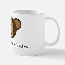 Grumpy Little Monkey Mug