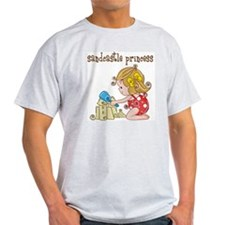 Sandcastle Princess T-Shirt