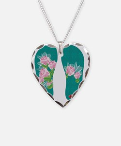 Beauty And The Beast™ Flip Fl Necklace