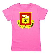 DUI - 5th Engineer Battalion Girl's Tee