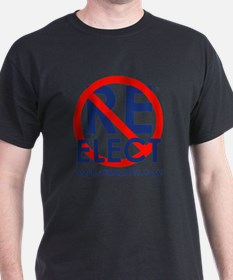 Time for Term Limits - Do Not Reelect T-Shirt