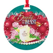 Beauty And The Beast™ Ornament