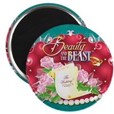 Beauty And The Beast™ Magnet