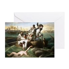 John Singleton Copley Watson and the Greeting Card