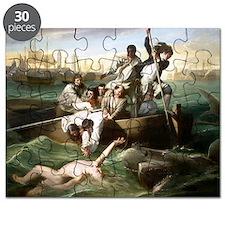 John Singleton Copley Watson and the Shark Puzzle