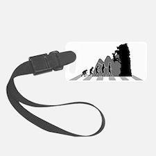 Climbing-B Luggage Tag