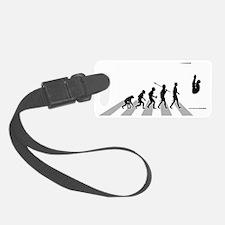 Diving-B Luggage Tag