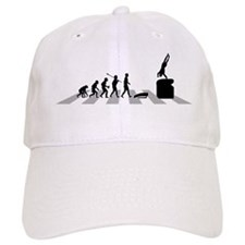 Gymnastic-Vault-B Baseball Cap
