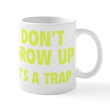 growUpTrap1D Mug