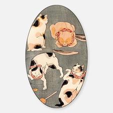 Utagawa Kuniyoshi Decal