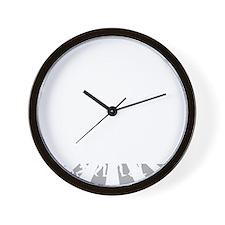 Parachuting-A Wall Clock