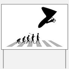 Hang-Gliding-03-B Yard Sign
